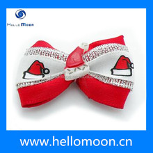 2014 Christmas Festival Fashionable Nice Selling Dog Hair Bows