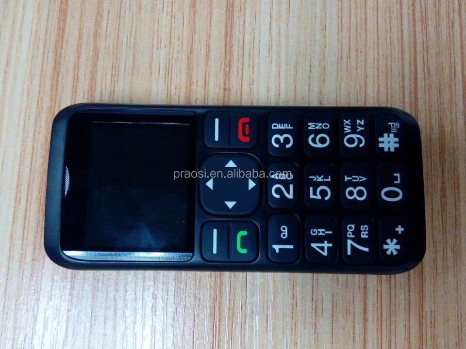 sos emergency call cheap china wholesale mobile phone/ slim high quality dual sim cell phone