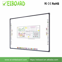 Wall hand finger touch projection interactive whiteboard smart board