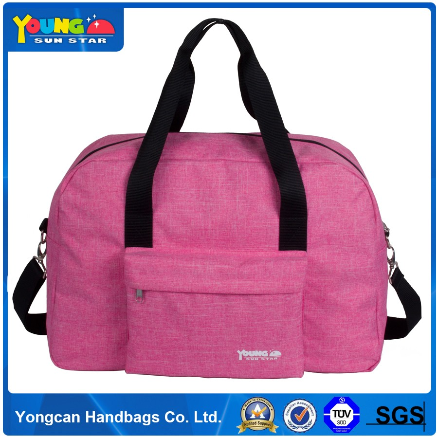 Guangzhou foldable ladies travel bags OEM Manufacturer