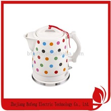 2017 new fashion Guaranteed quality electrical kettle and tea pot