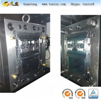 customized Steel Product Material and Plastic Injection Mould Shaping Mode plastic injection molding