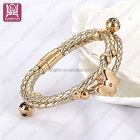 Popular new design girls friendship bracelets jewelry wholesale