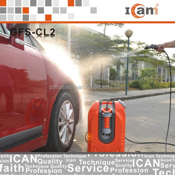 battery pressure washer with CE&ROHS approved