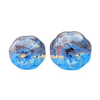 Free Logo Print Outdoor Sports Game Inflatable Bumperball Human Body Bubble Soccer Balls Land Zorb Bumper Ball For Sale