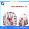 Hot Selling European Style Unique Travel Luggage Printed Tower Bridge House Wholesale Souvenir Fashion Pvc Girl Duffel Bags