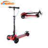 New design 3 wheel inmotion mini folding kick foot scooter