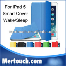 Anti-shock Hot selling for ipad 5 For ipad 2 3 4 smart cover case