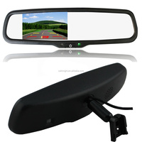 new arrival!!!4.3'' Car Mirror Monitor With auto dimming for toyota Ford