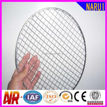 High quality round Barbecue wire mesh