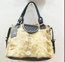 Noble Style Fox Fur handbag/Wholesale And Retail