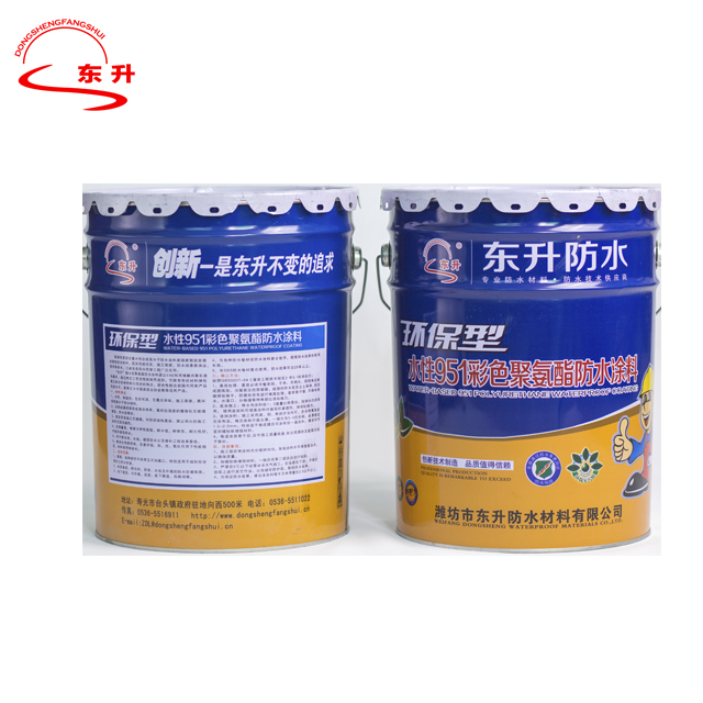 polymer modified cementitious(JS) waterproof coating