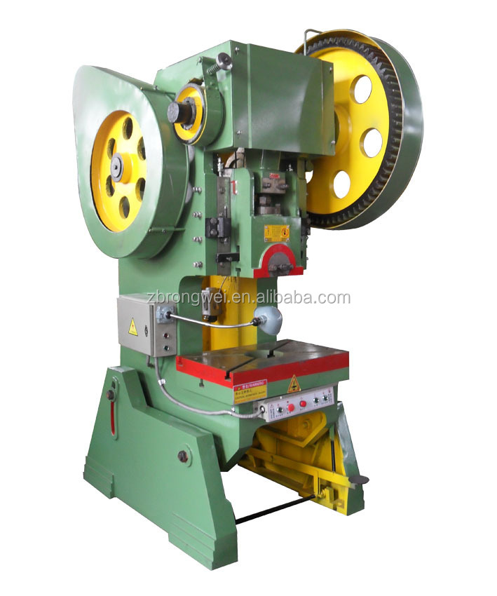 JB23-63T Mechanical Power Press Punching Machine for Metal