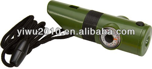 6-in-1 Survival Whistle