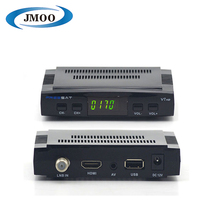 Mini freesat v7 dvb-s2 satellite receiver 1080p hd digital DVB-S2 sat decoder / Freesat V7 FTA set top box