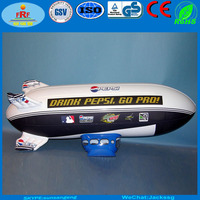 Promotions Display PVC Inflatable Blimp