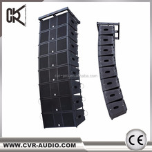 woofer 12 inch electro voice line array speaker box 800 watt actvie line array system
