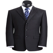 High Quantity Business Suits Blazer Costume Homme Blazer Masculino Male Woolen Suits vintage one button