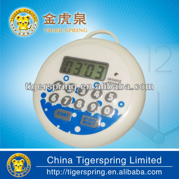 plastic waterproof lcd timer switch