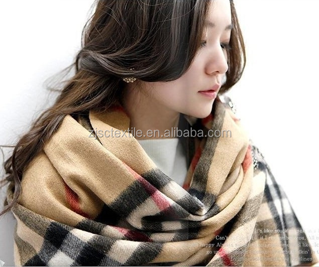 British fashion joker big square scarf Decorated shawls