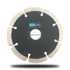 Dry Cutting Segmented Type Hot Pressed Diamond Saw Blade For Marble and Granite,Stone
