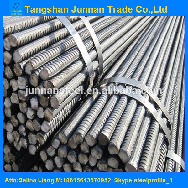 8~32mm 12M iron rebar / deformed steel bar with astm a615 grade 60 for civil engineering construction