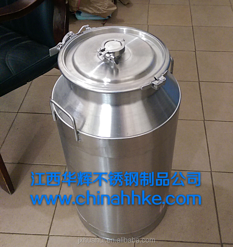 food grade stainless steel milk kegs