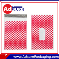 Plastic book packaging mailers plastic envelope bag with logo poly plastic mailing pouches