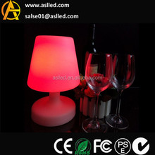 A1825 asl 3 fold long arm led table lamp lithium battery rechargable