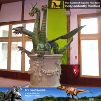My-dino Newly made realistic dragon 3d models for sale
