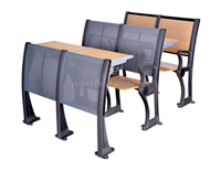 lecture furniture public chair school table and chair