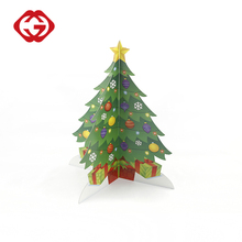 Mini tabletop christmas tree christmas table decoration