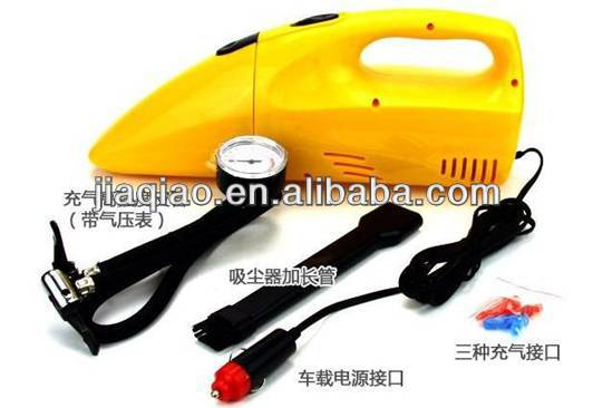 car Vacuums with air compressor