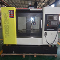 China siemens or fanuc controller 4 axis low cost cnc milling machine VMC650L