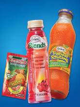 Private Label Juice Drinks and Blends