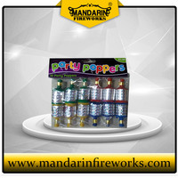 High quality party popper toy fireworks for kids funny children like Mandarin Fireworks and firecrackers