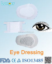wound dressing for eye care surgery wound healing