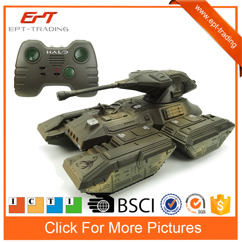 Top quality rc toy remote control truck rc battle tank