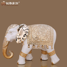luxury design beautiful indoor decorative indian large elephant statue