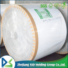 duplex board paper from fuyang china paper mills 450gsm