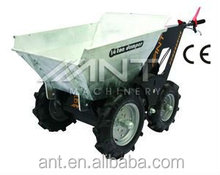 small tractor with tracks, palm tractor,oil palm harvester.gas wheel barrow/barrow wheel with extension side