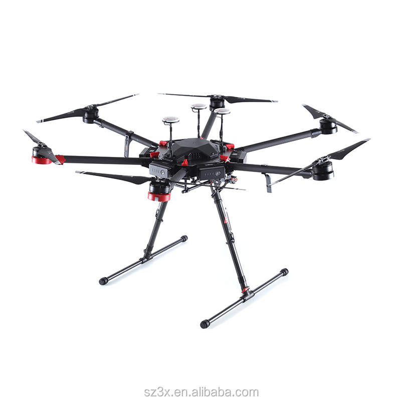 Wholesales professional original DJI Matrice 600 Pro rc camera DJI UAV drone helicopter for aerial photography