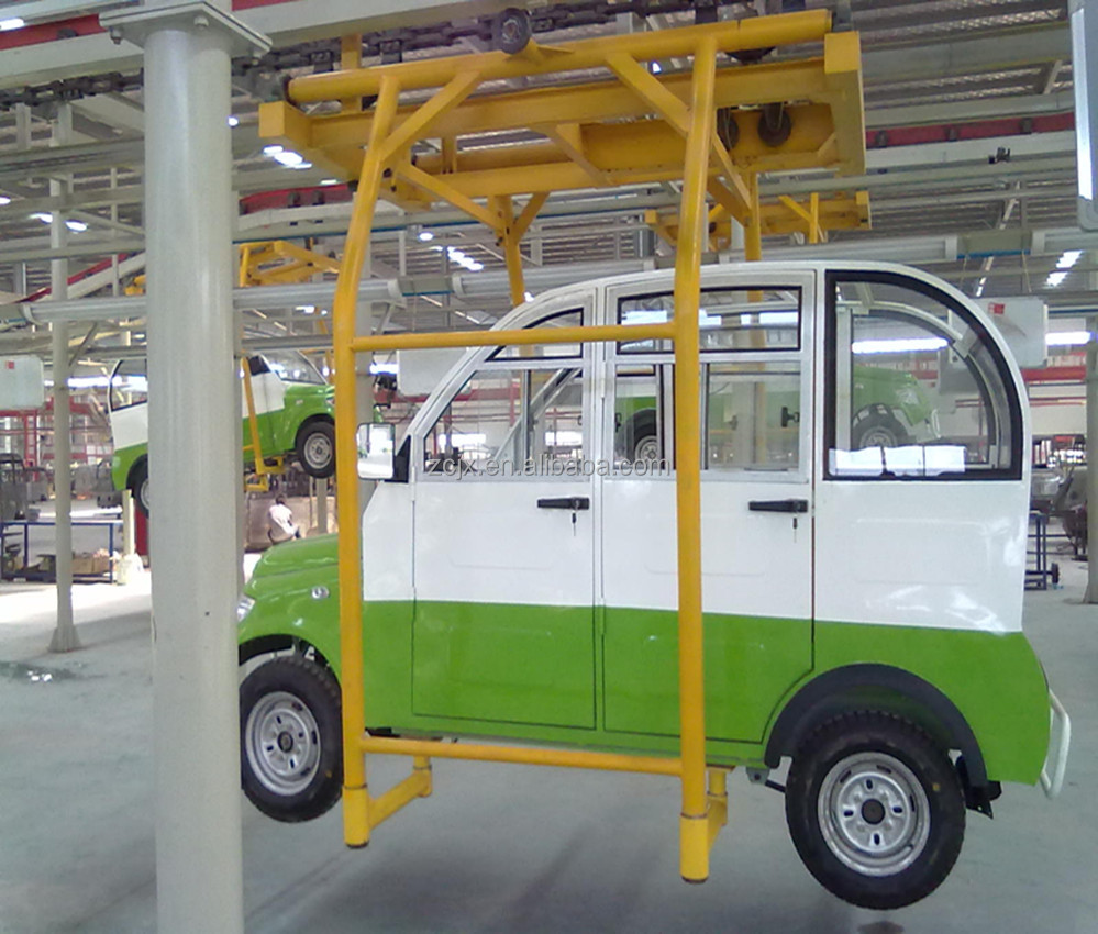 Professional Electric Car Manufacturing Assembly Line For