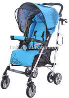 Good easy fold go baby stroller pram buggy mosquito net D258 colorful