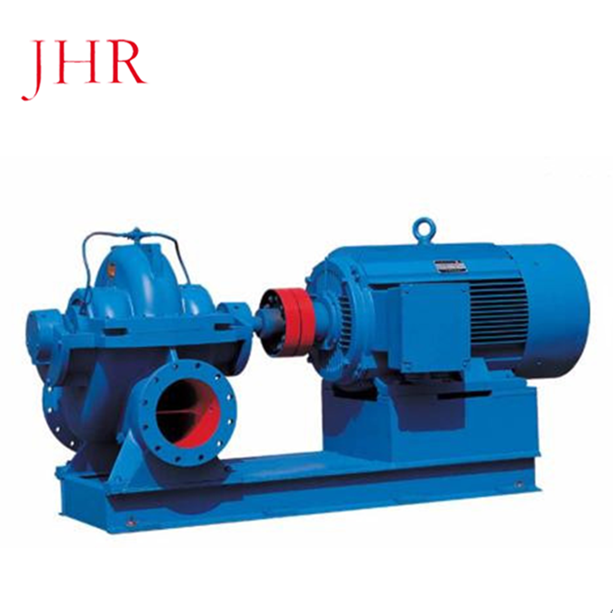 2900r/min Electric Motor horizontal centrifugal slurry sewage sludge pump