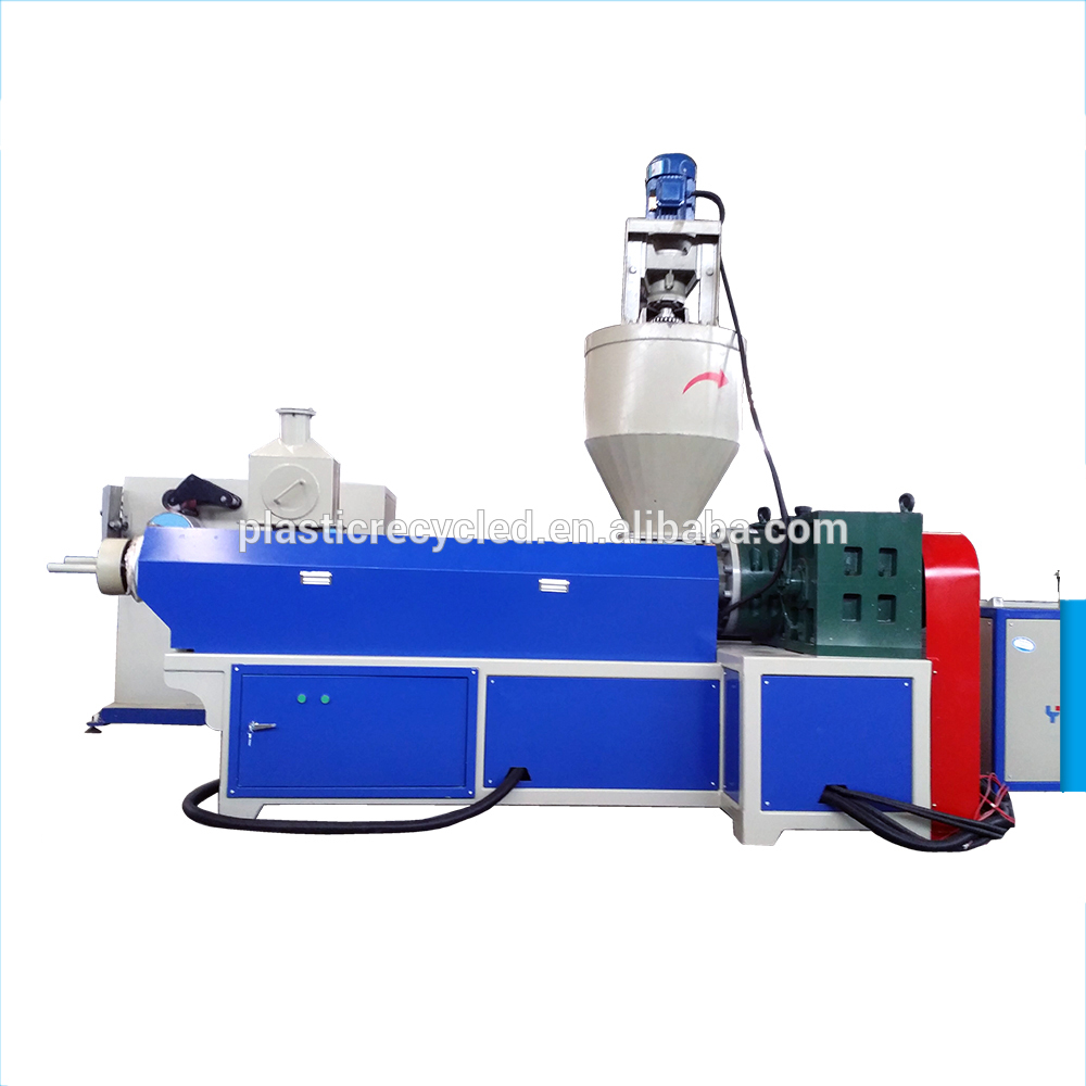 YZJ factory supply waste plastic recycling PP PE ABS PS pelletizer machine