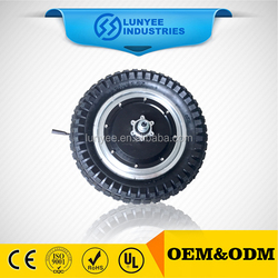 CE certificate electric bicycle LCD front/rear hub brushless motor 36V 250W for eurpean market