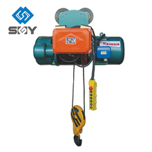 3 ton hoist crane , Electric Wire Rope Pulling Hoist for Warehouses