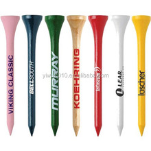 Promotional Products Personalised wooden Golf Tees