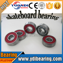 Good quality high precision 608 made in china excess inventory for sale reds skate bearings